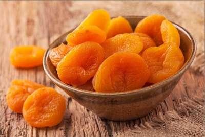 Правила хранения сушеных абрикосов