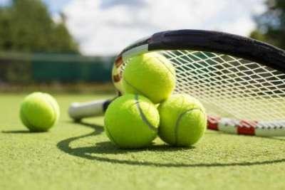 MARINA TENNIS CLUB: история первых ракеток для тенниса