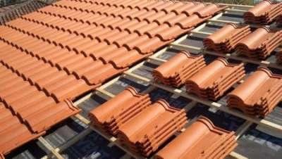 Как подготовить крышу для укладки керамической черепицы?